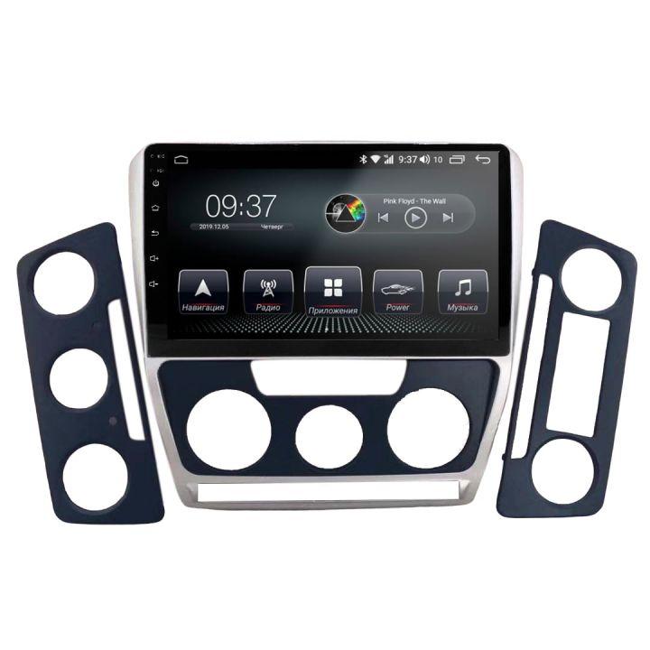 Штатная магнитола для Skoda от AudioSources: T200-1680S