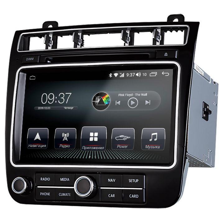 Штатная магнитола для Volkswagen от AudioSources: T200-850S