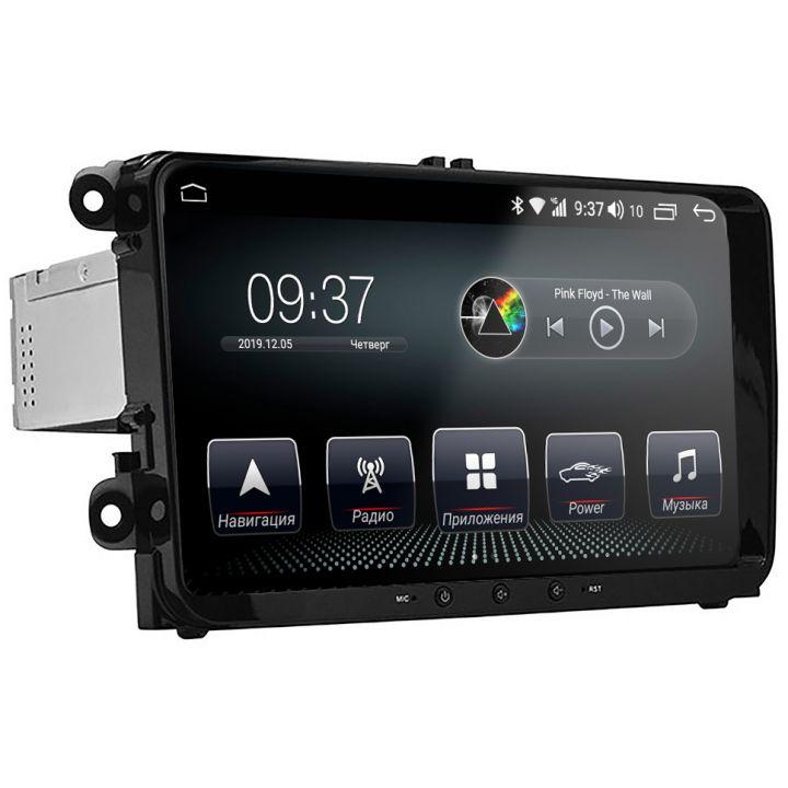 Штатна магнітола Volkswagen від AudioSources: T200-910SR