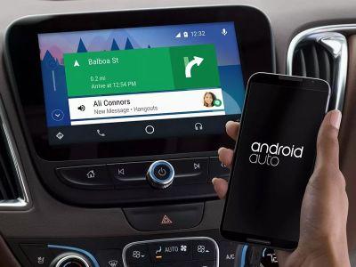 Android - обязательная составляющая современного автомобиля