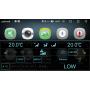 Штатна магнітола для Volkswagen від AudioSources: T100-710A