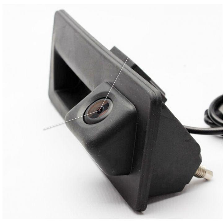 Камера заднего вида AudioSources SKD900 VAG для Skoda