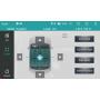 Штатна магнітола для Skoda від AudioSources: T100-610AG