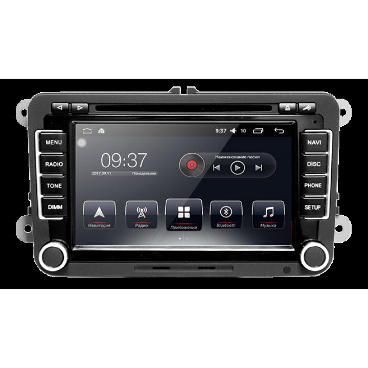 Штатная магнитола для Volkswagen от AudioSources: T90-610AR