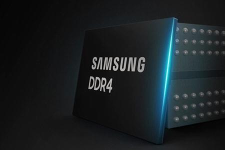 4 Гб оперативной памяти от Samsung